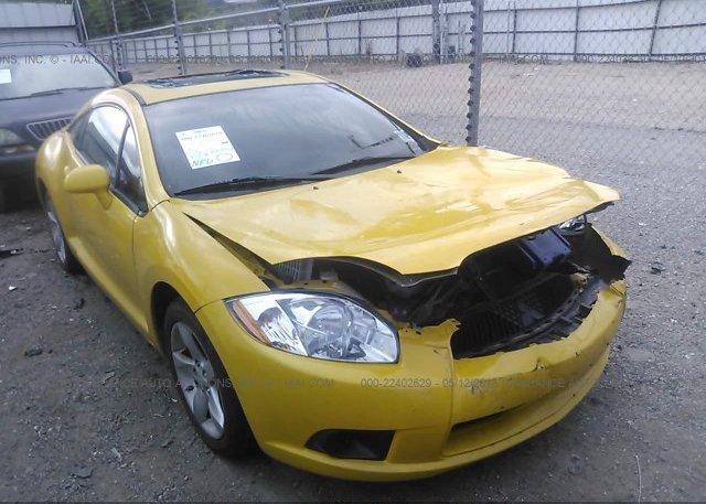 Inventory #834386424 2009 Mitsubishi ECLIPSE