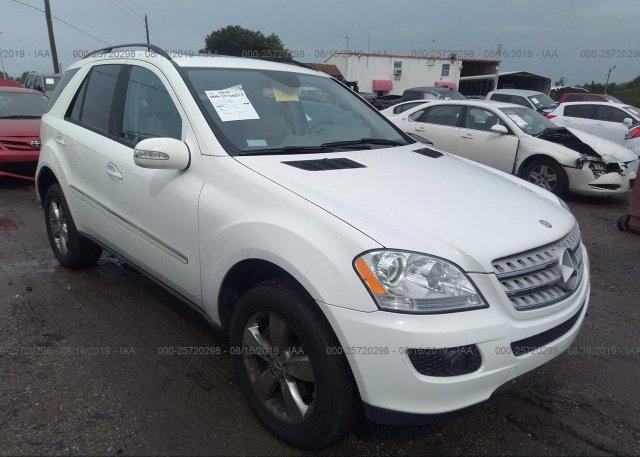 Inventory #182941899 2006 Mercedes-benz ML