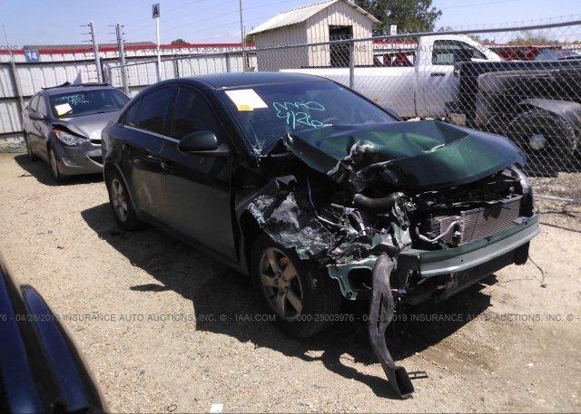 Inventory #867050599 2015 Chevrolet CRUZE