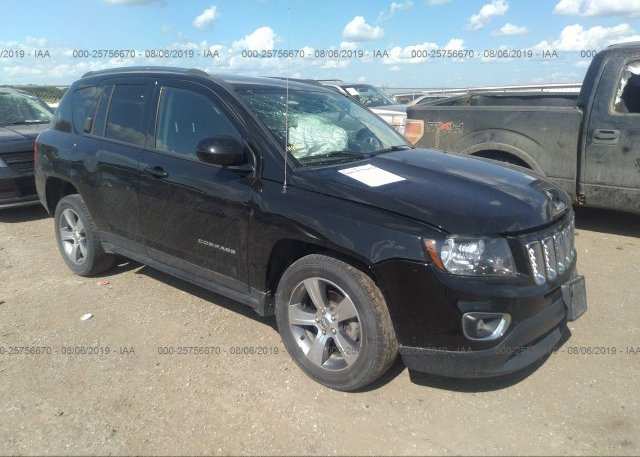Inventory #633259548 2017 JEEP COMPASS