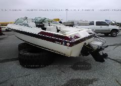 1986 WELLCRAFT 190 AMERICAN - WELR4580J586 [Angle] View