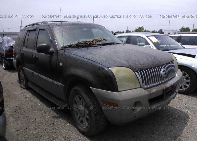Inventory #692954666 2003 Mercury MOUNTAINEER