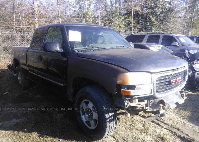Inventory #857388956 2004 Chevrolet SILVERADO