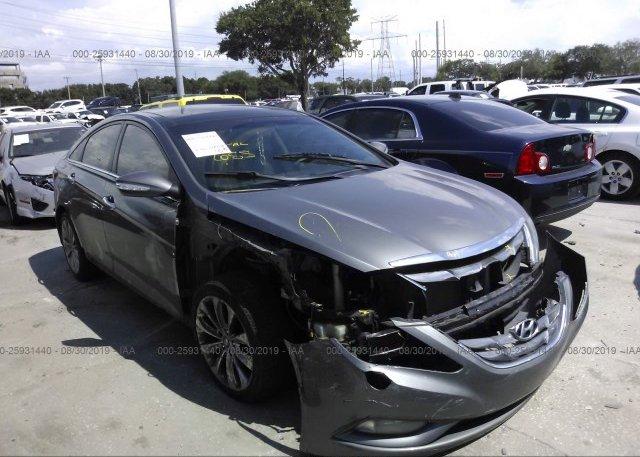 Inventory #656907599 2012 Hyundai SONATA