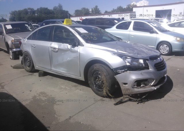 Inventory #654255656 2016 Chevrolet CRUZE LIMITED