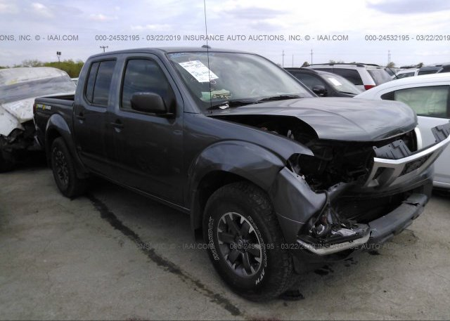 Inventory #601849060 2017 Nissan FRONTIER