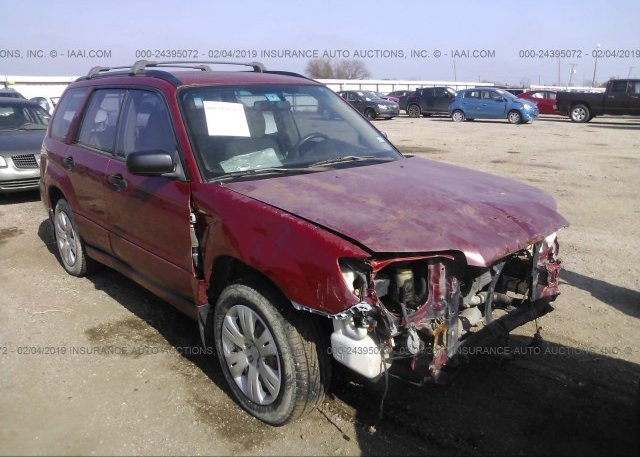 Inventory #988277851 2008 Subaru FORESTER