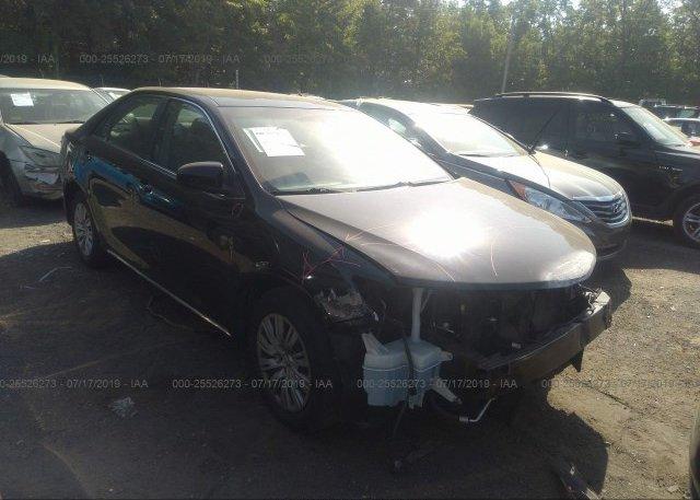 Inventory #709952144 2014 Toyota CAMRY