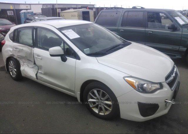 Inventory #178152739 2014 Subaru IMPREZA