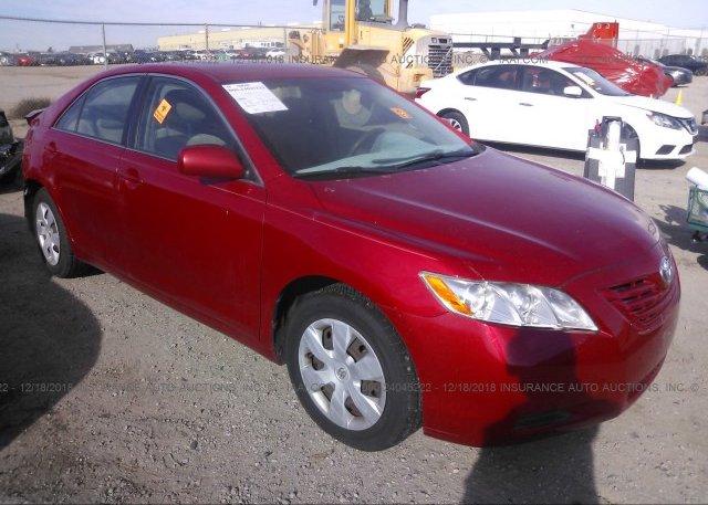 Inventory #482353488 2007 Toyota CAMRY NEW GENERAT