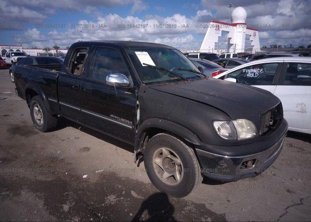 Inventory #335831223 2000 Toyota TUNDRA