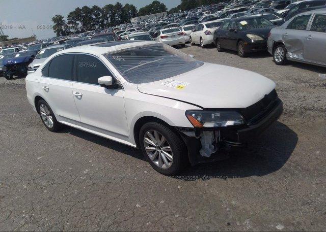 Inventory #741430565 2013 Volkswagen PASSAT