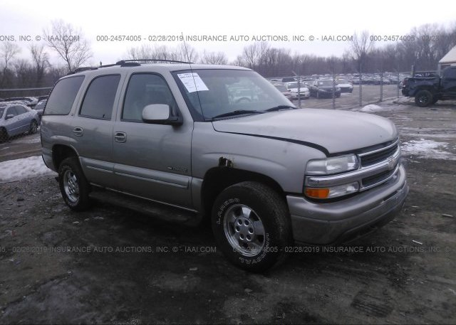 Inventory #256014261 2000 Chevrolet TAHOE