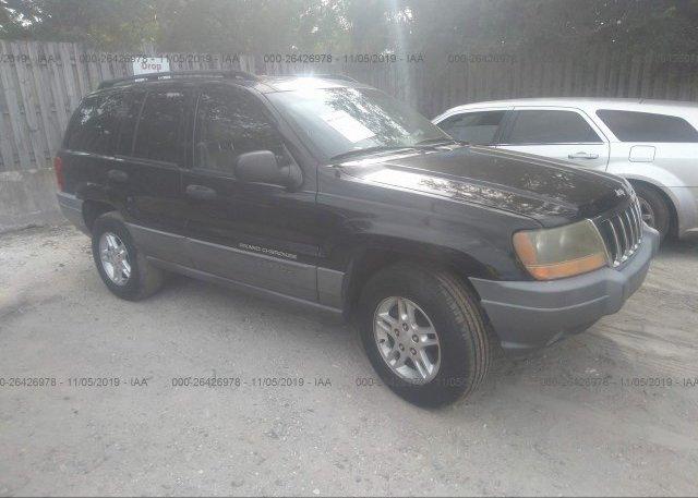 Inventory #500063042 2002 Jeep GRAND CHEROKEE