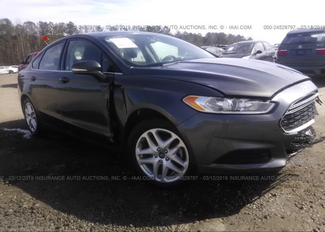 Inventory #235245954 2016 FORD FUSION