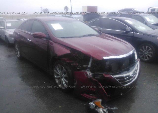 Inventory #667164389 2012 Hyundai SONATA