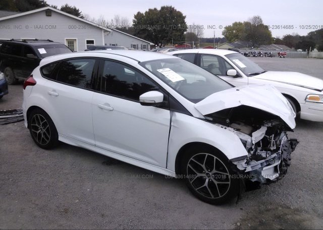 Inventory #750334369 2016 FORD FOCUS