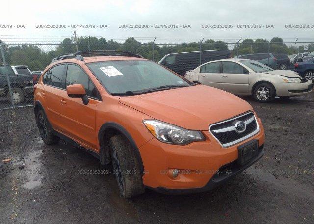 Inventory #638277358 2014 Subaru XV CROSSTREK