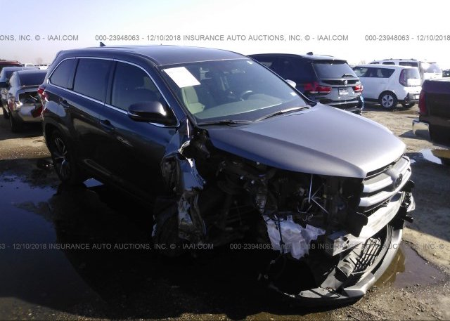 Inventory #192122992 2018 TOYOTA HIGHLANDER
