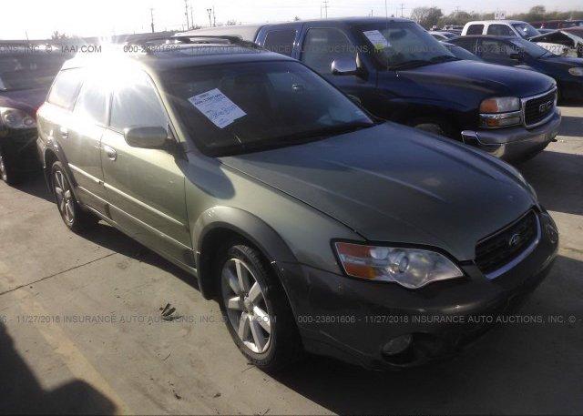 Inventory #986250907 2006 Subaru LEGACY