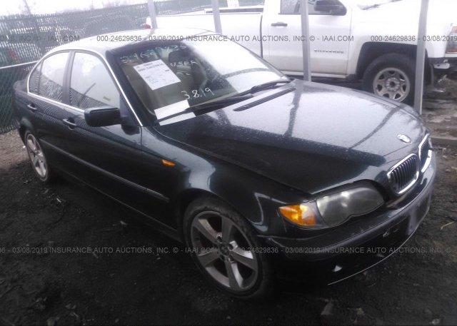 Inventory #770007669 2005 BMW 330
