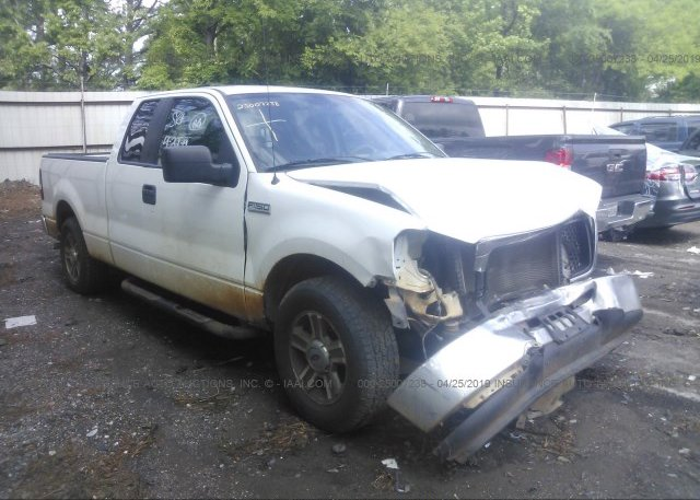 Inventory #883036592 2008 FORD F150