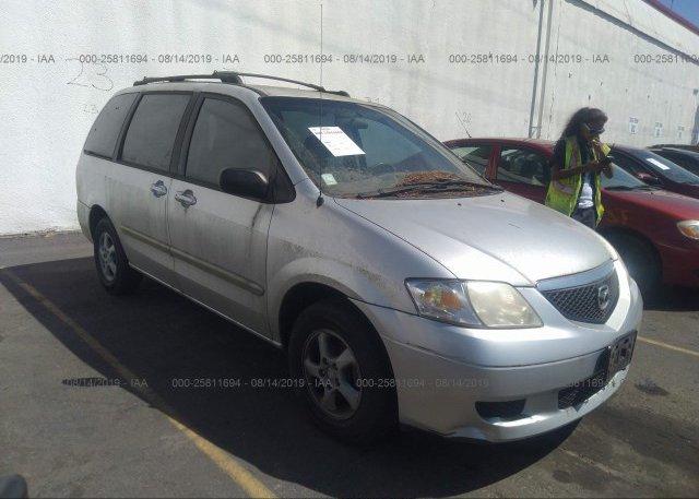 Inventory #555792319 2002 Mazda MPV