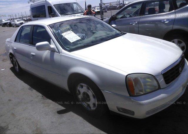 Inventory #725096857 2000 Cadillac DEVILLE