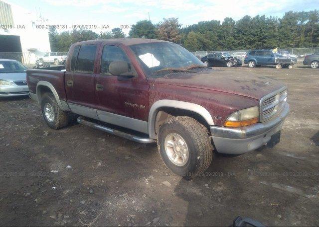 Inventory #652947165 2000 Dodge DAKOTA