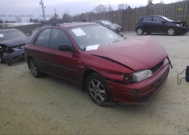 Inventory #372765234 2000 Subaru IMPREZA