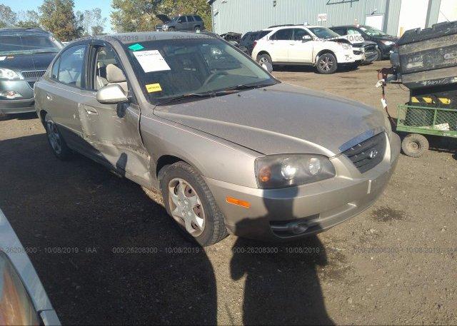 Inventory #618755874 2005 Hyundai ELANTRA