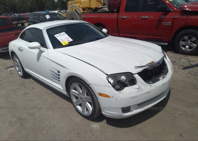 Inventory #995999986 2004 Chrysler CROSSFIRE
