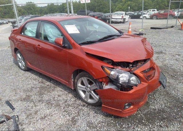 Inventory #227926520 2013 Toyota COROLLA