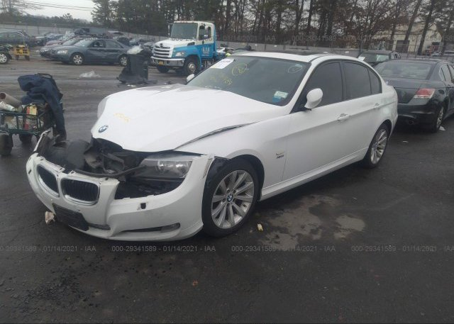 из сша 2011 BMW 3 SERIES WBAPK7G59BNN78636