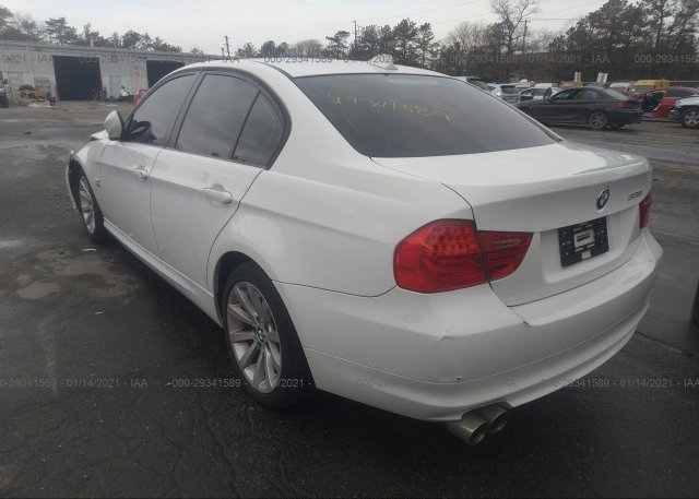 купить 2011 BMW 3 SERIES WBAPK7G59BNN78636