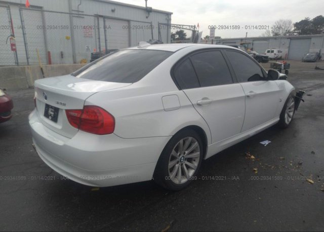 цена в сша 2011 BMW 3 SERIES WBAPK7G59BNN78636