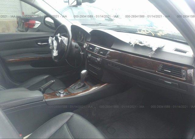 пригнать из сша 2011 BMW 3 SERIES WBAPK7G59BNN78636
