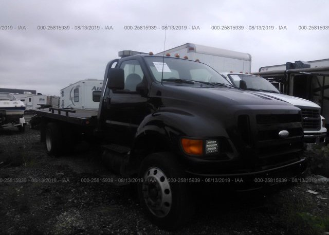 Inventory #258024562 2003 FORD F650