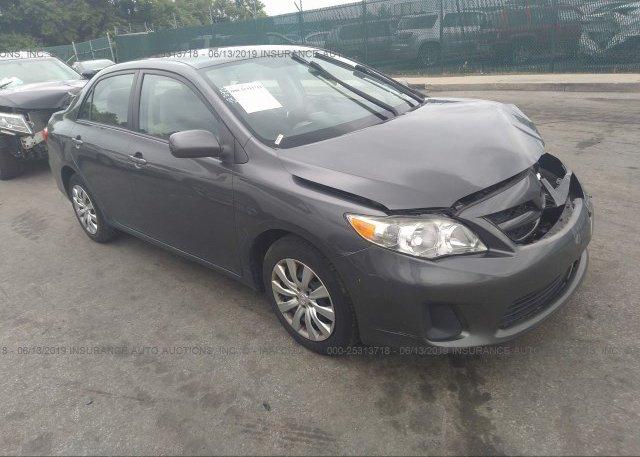 Inventory #820409384 2012 Toyota COROLLA