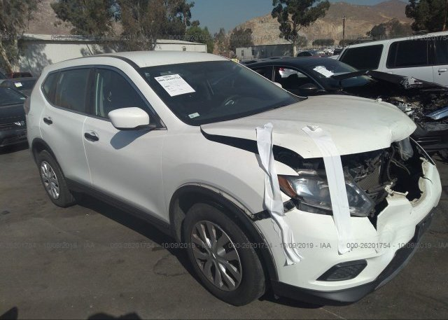 Inventory #766197370 2016 Nissan ROGUE