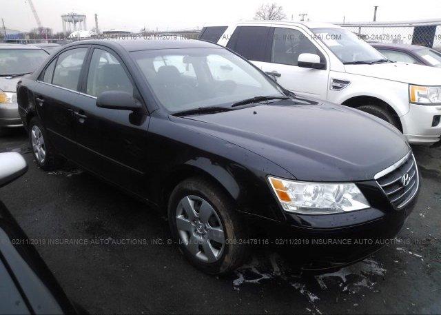 Inventory #392089303 2010 Hyundai SONATA