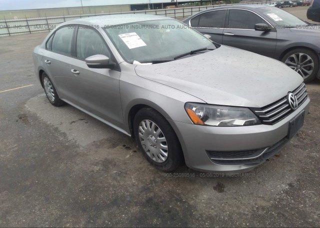 Inventory #312281954 2014 Volkswagen PASSAT