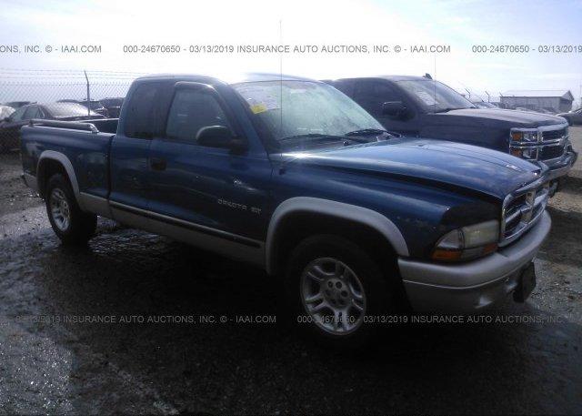Inventory #571787345 2002 Dodge DAKOTA