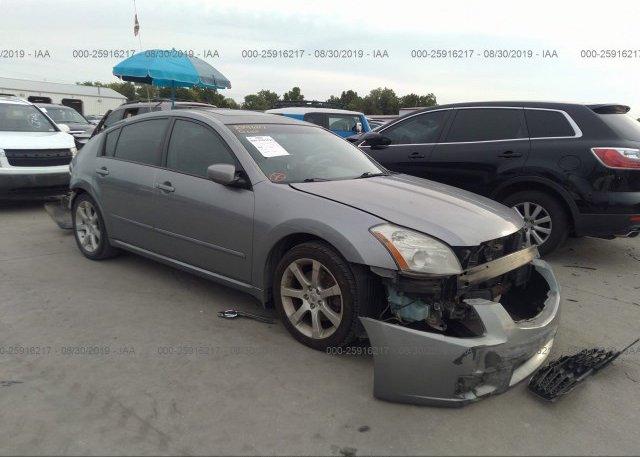 Inventory #724154953 2007 Nissan MAXIMA