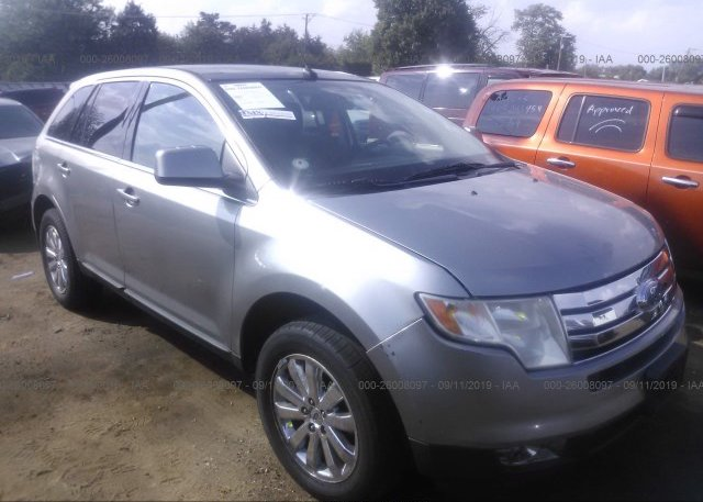 Inventory #506572007 2008 FORD EDGE
