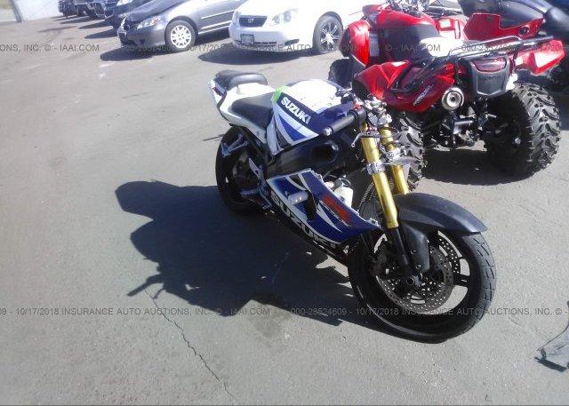 Inventory #601051554 2003 Suzuki GSX-R1000