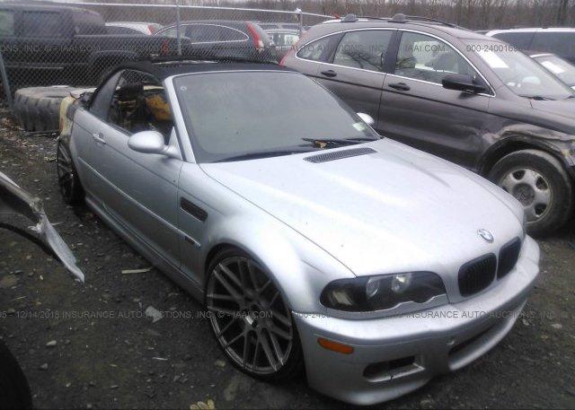 Inventory #982583425 2004 BMW M3