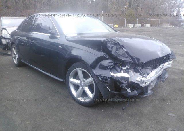 Inventory #214064963 2012 AUDI A4