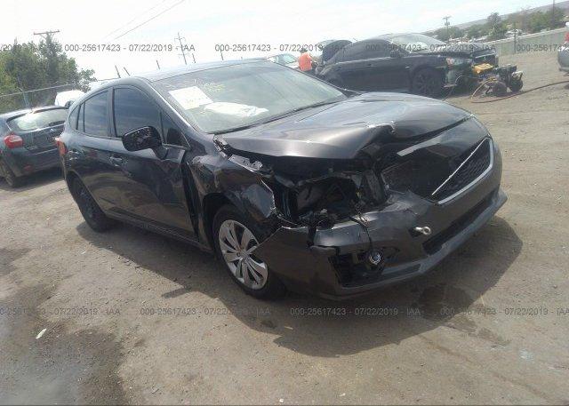 Inventory #734990438 2018 Subaru IMPREZA