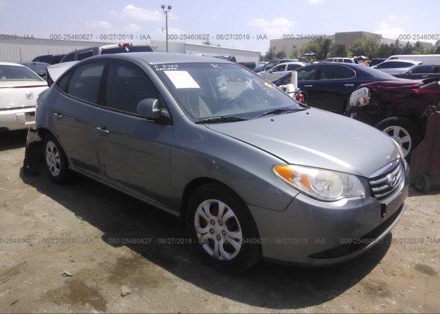 Inventory #302471843 2010 Hyundai ELANTRA